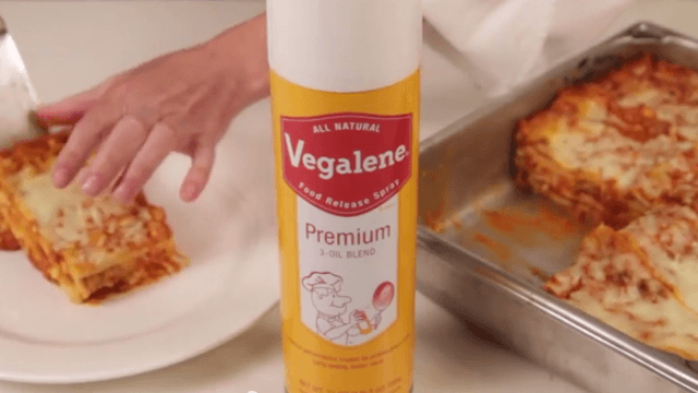 Vegalene<sup>®</sup> Food Release Sprays